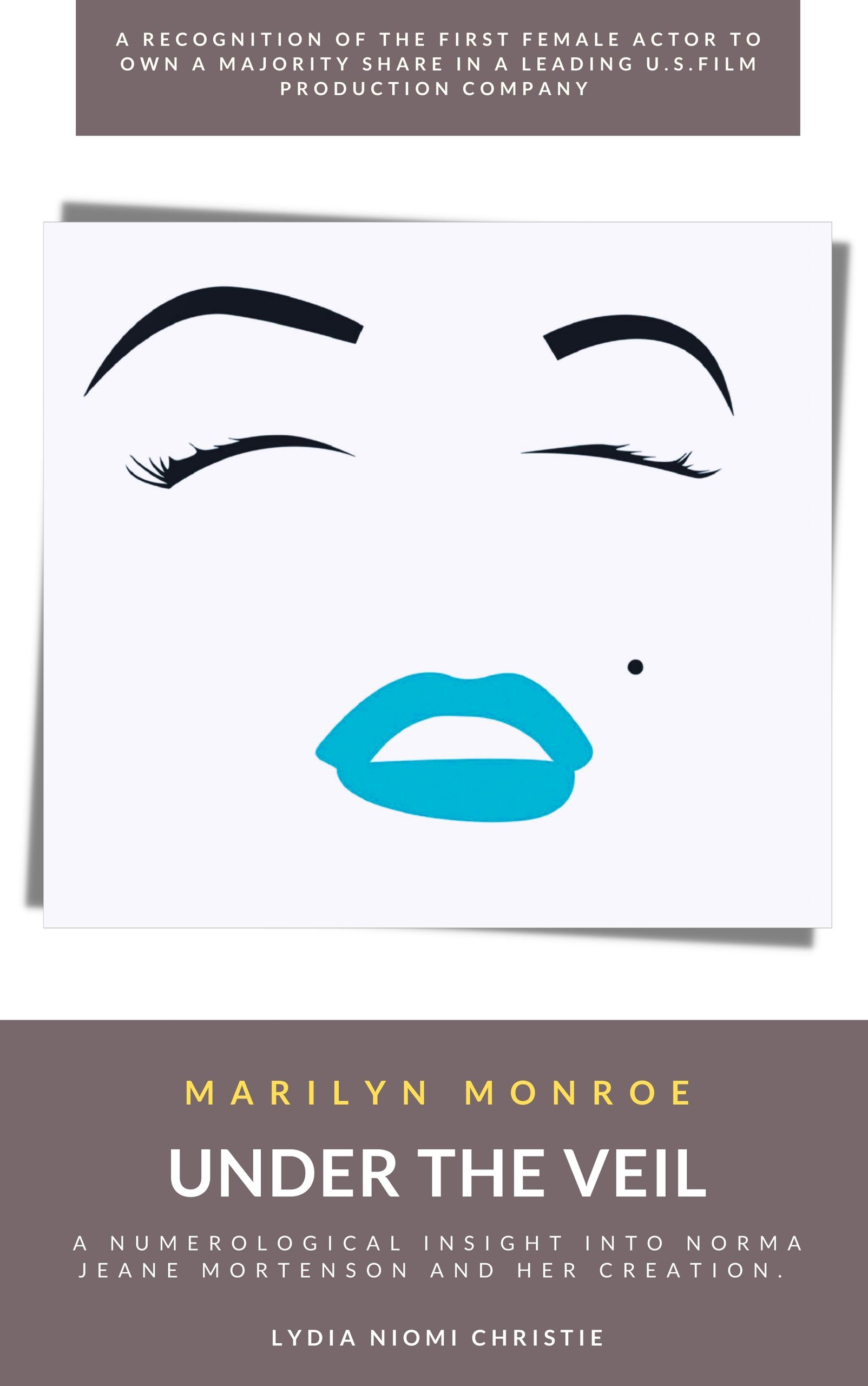 Marilyn Monroe book cover image